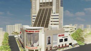 برج اداری تجاری سلمان